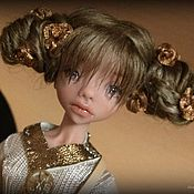 Куклы и игрушки ручной работы. Ярмарка Мастеров - ручная работа Safi Gold Steampunk. Handmade.