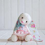 Куклы и игрушки ручной работы. Ярмарка Мастеров - ручная работа Зайка ЛЕТО. Handmade.