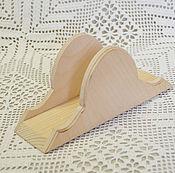 Материалы для творчества ручной работы. Ярмарка Мастеров - ручная работа Подставка для салфеток. Handmade.