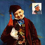 Портретная кукла ручной работы. Ярмарка Мастеров - ручная работа Портретная кукла. Handmade.