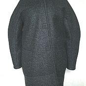 Одежда ручной работы. Ярмарка Мастеров - ручная работа Пальто Кокон. Handmade.