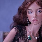 Куклы и игрушки handmade. Livemaster - original item Porcelain jointed doll Leticia. Handmade.