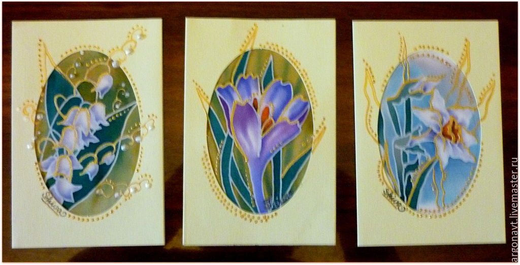 Батика открытки, для мамы 8-марта