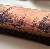 Для дома и интерьера ручной работы. Ярмарка Мастеров - ручная работа Корабль. Handmade.