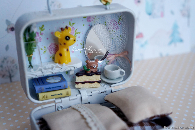 Миниатюрное пирожное в кукольный домик для кукол мишек Миниатюра, пирожное, еда для кукол, мини пирожное, выпечка из полимерной глины, выпечка для кукол, вкусняшки для кукол