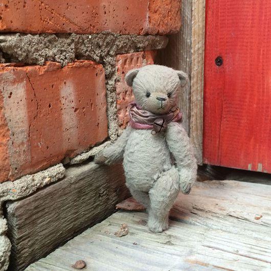 Мишки Тедди ручной работы. Ярмарка Мастеров - ручная работа. Купить Hipsterbear. Handmade. Тедди, мишка тедди