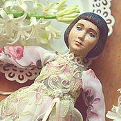 Куклы и игрушки ручной работы. Ярмарка Мастеров - ручная работа Деревянная кукла Джени. Handmade.