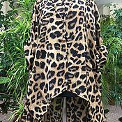 Одежда handmade. Livemaster - original item Tunic blouse in boho style!. Handmade.