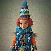 Куклы и игрушки handmade. Livemaster - original item ooak. spring dwarf. articulated art doll.. Handmade.