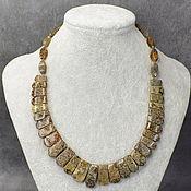 Украшения handmade. Livemaster - original item Medical necklace natural raw not polished amber. Handmade.