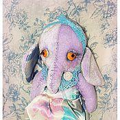 Куклы и игрушки ручной работы. Ярмарка Мастеров - ручная работа Слоняша Софьюшка. Handmade.