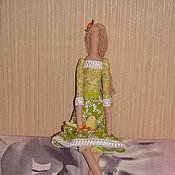 """Куклы и игрушки ручной работы. Ярмарка Мастеров - ручная работа Кукла Тильда """"Весна"""". Handmade."""