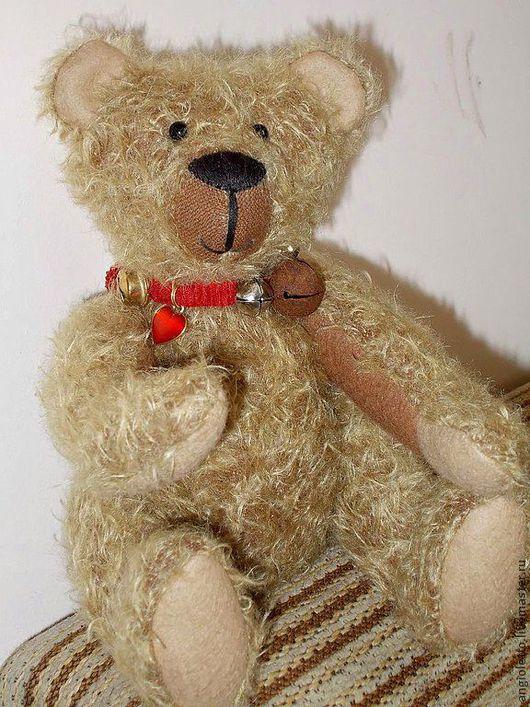 Мишки Тедди ручной работы. Ярмарка Мастеров - ручная работа. Купить Медвежонок. Handmade. Медведь тедди, немецкий мохер