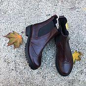 Обувь ручной работы handmade. Livemaster - original item Chelsea