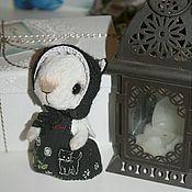 Куклы и игрушки ручной работы. Ярмарка Мастеров - ручная работа Зайка кошечка. Handmade.