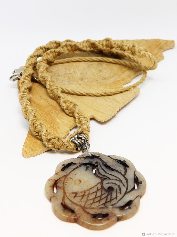 Amulet Talisman Fish Yin-Yang World, Amulet, Gatchina,  Фото №1