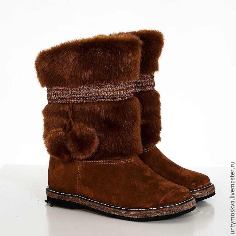 С какой обувью носить шубу  Модная обувь