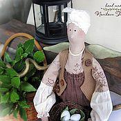 Куклы и игрушки ручной работы. Ярмарка Мастеров - ручная работа Кумушка из Прованса )))   Интерьерная кукла в стиле Тильда. Handmade.