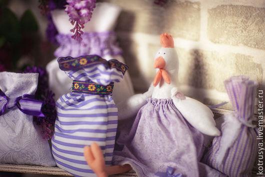 Куклы Тильды ручной работы. Ярмарка Мастеров - ручная работа. Купить Курочки. Handmade. Курочка, текстильная игрушка, пуговицы декоративные