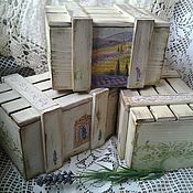 Для дома и интерьера handmade. Livemaster - original item Box Provance. Handmade.