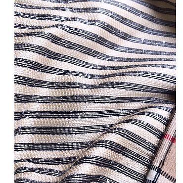 Материалы для творчества ручной работы. Ярмарка Мастеров - ручная работа Пальтовая ткань Giorgio Armani exclusive. Handmade.