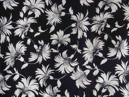Шитье ручной работы. Ярмарка Мастеров - ручная работа. Купить Ткань натуральный шелк, винтаж, 240 х 94 см.. Handmade.