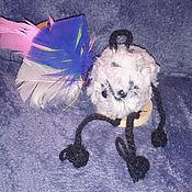 Рунический став с усиливающей куклой: Дух защитник дома.