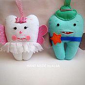 Куклы и игрушки ручной работы. Ярмарка Мастеров - ручная работа Зубная фея. Handmade.