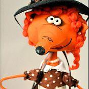 Куклы и игрушки ручной работы. Ярмарка Мастеров - ручная работа Pretty woman....Лисьен. Handmade.