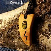 """Фен-шуй и эзотерика ручной работы. Ярмарка Мастеров - ручная работа """"Клык тигра"""" - защитный амулет и талисман личной силы.. Handmade."""