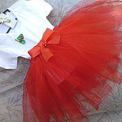 """Работы для детей, ручной работы. Ярмарка Мастеров - ручная работа Новогодний детский костюм """"Вишенка"""". Handmade."""
