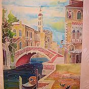 Для дома и интерьера ручной работы. Ярмарка Мастеров - ручная работа Картина венеция. Handmade.