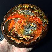 Картины и панно ручной работы. Ярмарка Мастеров - ручная работа Осень в Киото. Handmade.