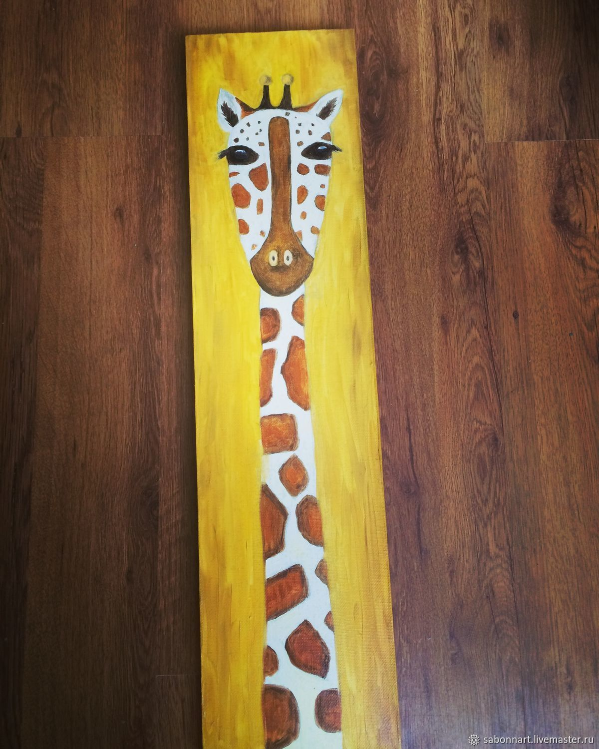 Giraffe, Pictures, Moscow, Фото №1