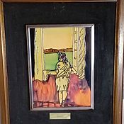 Картины и панно handmade. Livemaster - original item Two wonderful pictures of Dali and Picasso. Handmade.