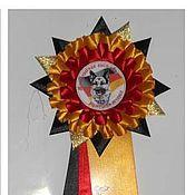 """Для домашних животных, ручной работы. Ярмарка Мастеров - ручная работа наградная розетка """"Лесная быль"""". Handmade."""