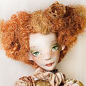 """Куклы и игрушки ручной работы. Ярмарка Мастеров - ручная работа Кукла """"Фоксиус или приглашение в музыку"""". Handmade."""