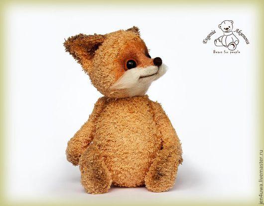 Мишки Тедди ручной работы. Ярмарка Мастеров - ручная работа. Купить Риксби. Handmade. Авторские мишки Тедди, микрофибра