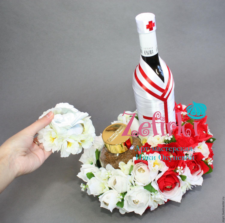 Медсестре подарок