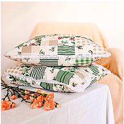 """Для дома и интерьера ручной работы. Ярмарка Мастеров - ручная работа Комплект подушечек """"Прованс"""". Handmade."""