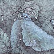Картины и панно ручной работы. Ярмарка Мастеров - ручная работа Картина в спальню. Совка ночная. Фэнтези, пастель.. Handmade.