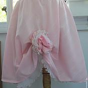 Одежда ручной работы. Ярмарка Мастеров - ручная работа Пышная юбка американка, розовая,с подюбником. Handmade.