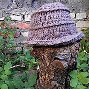 Аксессуары manualidades. Livemaster - hecho a mano Gorros Sombreros De Señora. Handmade.
