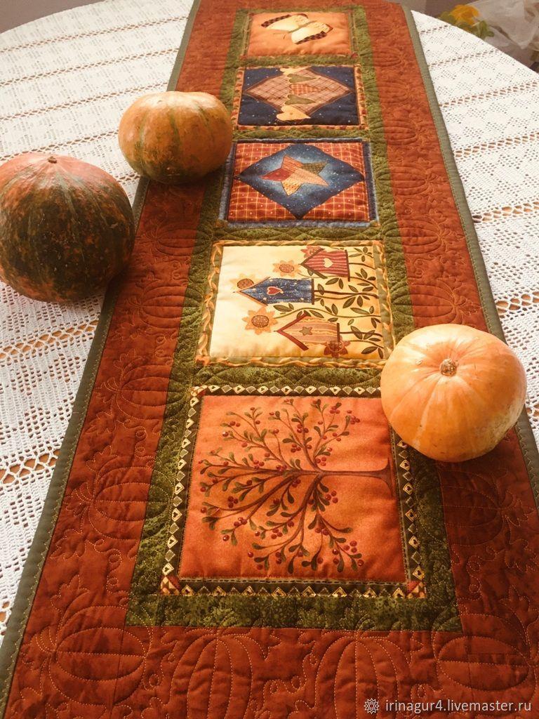 Decorative quilted patchwork napkin, Swipe, Yaroslavl,  Фото №1