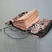 "Канцелярские товары ручной работы. Ярмарка Мастеров - ручная работа SOULBOOK ""VIKING"" - дневник. Handmade."