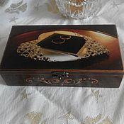 Сувениры и подарки ручной работы. Ярмарка Мастеров - ручная работа куюрница свадебная. Handmade.