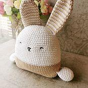 Куклы и игрушки handmade. Livemaster - original item Soft toy amigurumi hare handmade.. Handmade.