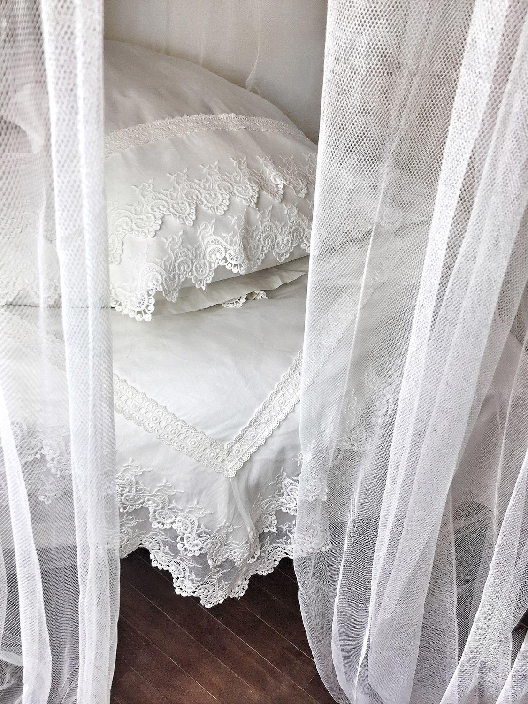 Подарок на свадьбу. Постельное беле с кружевом, Подарки, Самара,  Фото №1