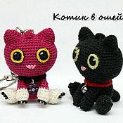 """Куклы и игрушки ручной работы. Ярмарка Мастеров - ручная работа Игрушка """"Котик на счастье"""". Handmade."""