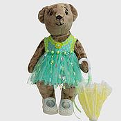 Куклы и игрушки handmade. Livemaster - original item Sewing kit toys Varvara. Handmade.